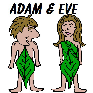 Adam and Eve Crafts