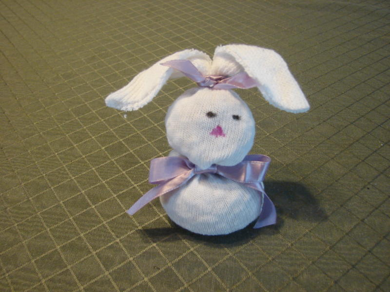 Spring Rabbit Craft