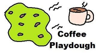 Coffee Playdough Recipes