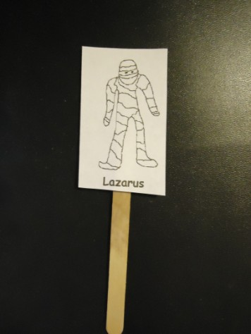 Lazarus crafts, lazarus popsicle stick crafts, lazarus puppet crafts, lazarus puppets, lazarus clipart, lazarus crafts for kids, lazarus crafts for church, church house crafts, sunday school crafts, lazarus sunday school crafts
