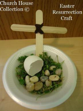 Easter Resurrection Crafts