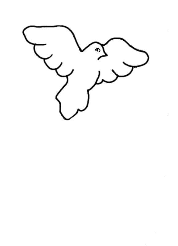 Fabric softner Christian symbol templates %282%29 dove templates to print best dove 2017 on dove ornament template