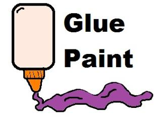 Glue Paint Recipe