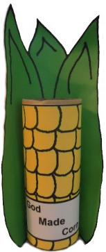 God Made Corn Craft