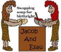 Jacob and Esau Crafts