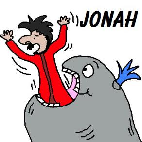 Jonah and The Whale Crafts