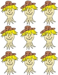 Scarecrow Template