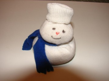 Snowman Craft, Christmas craft, Snowman Christmas craft,