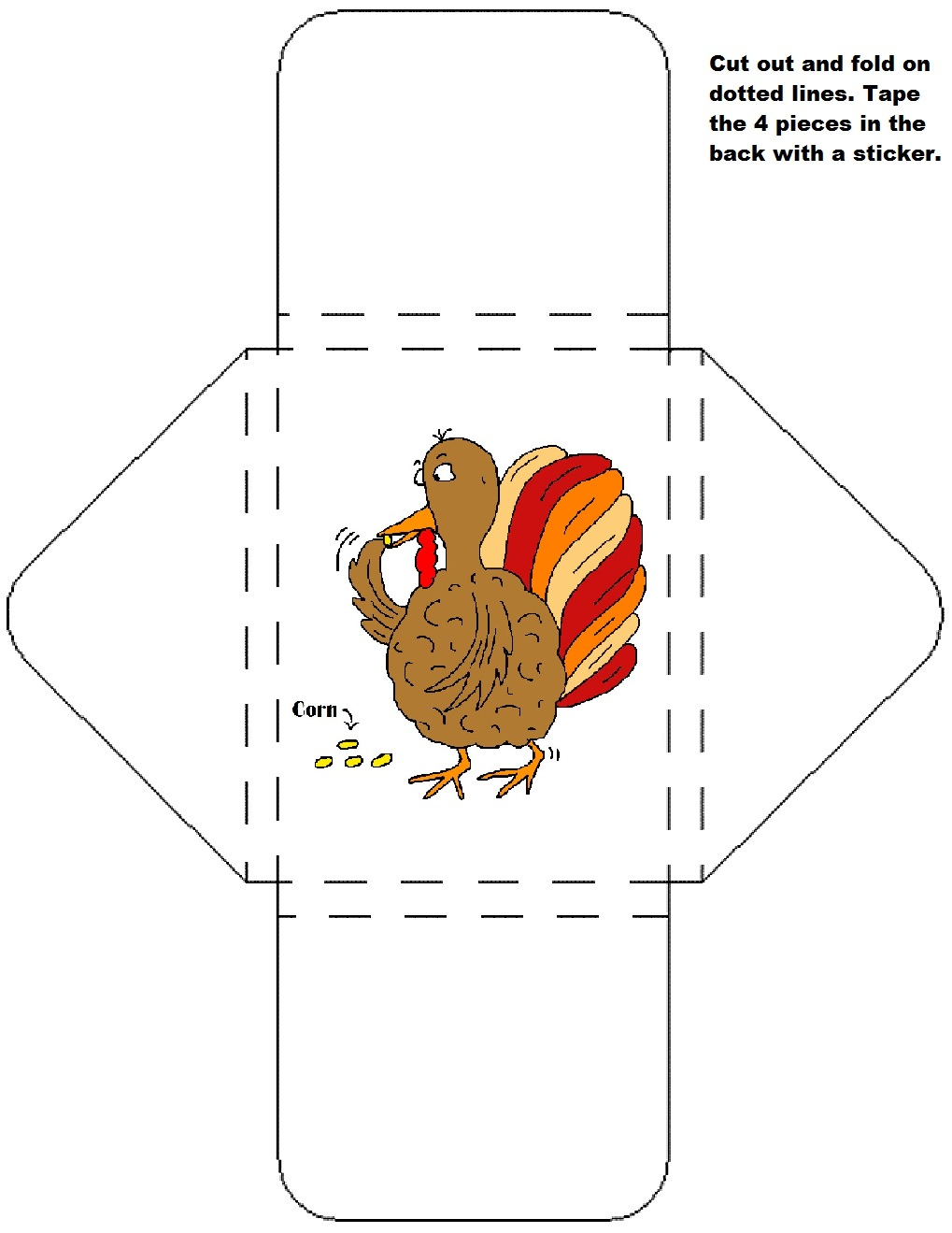 Turkey Template