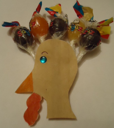 Turkey Sucker Craft