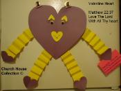 Valentine's Day Crafts For Sunday School