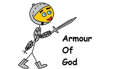 armor of God crafts