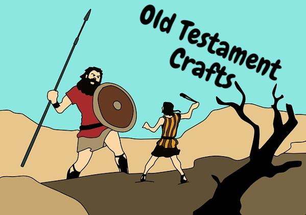 Old Testament Sunday School Crafts For Kids