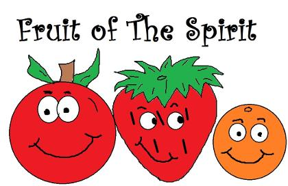 Fruit of the Spirit crafts
