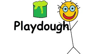 Uncooked Playdough Recipes